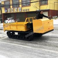 1吨到4吨手动档自动档履带运输车