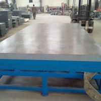 大型铸件厂家供应检验平台
