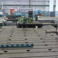 大型铸件厂家供应耐高温铸铁平台