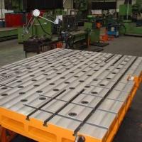 大型铸件厂家供应汽车零部件试验铁地板