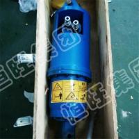 挖掘机改装螺旋钻孔桥梁地基桩大口径钻孔