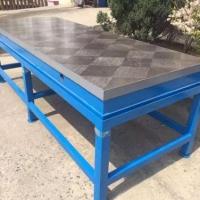 大型铸件厂家供应铸铁测量平台