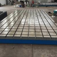 大型铸件厂家供应铸铁定盘
