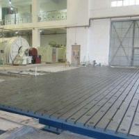 大型铸件厂家供应铸铁对接平台