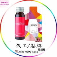 药食同源植物饮料 草本植物饮品OEM贴牌