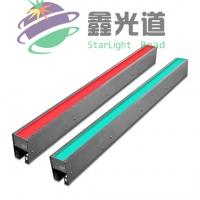 供应长沙常德 智能交通 地埋式斑马线红绿灯 会发光的斑马线