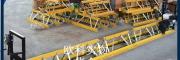 厂家直供塑胶跑道场地施工机械   校园跑道摊铺机
