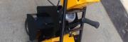 跑道翻新处理机热销地面旧涂料刨除机 PVC地板清除机