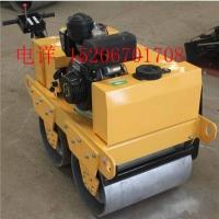 专业生产600A手扶式双轮汽油压路机厂家现货