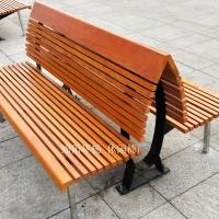 环畅hcy055双排靠背休闲椅  户外休息座椅