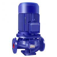 ISG立式单级管道泵