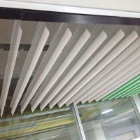 铝挂片吊顶滴水铝挂片天花厂家