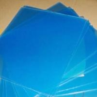 大量供应进口双面加硬透明防刮花PC/PMMA板材