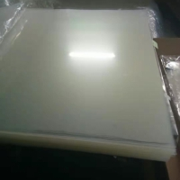 透明防刮花双面加硬单面加硬PC板