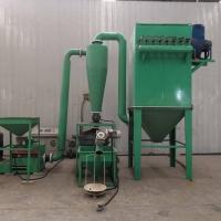 ZHHB-800型自动上料塑钢磨粉机震撼来袭