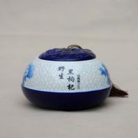 广西陶瓷膏方罐1斤厂家批发 陶瓷罐厂家直销