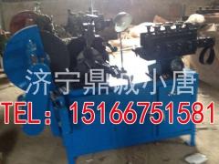 135预应力金属螺旋管制管机 波纹管成型机特价出售-- 广州市腾丰机械设备有限公司