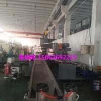 上海废丝边角料回收造粒机_订制型废丝挤出生产线