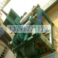 江苏南通电动管子握管机 方管圆管折弯机 弯弧机