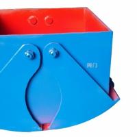 DEZ电动腭式闸门卸料彻底、使用寿命长
