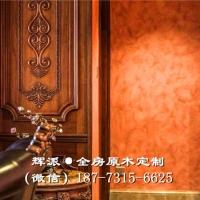 长沙市原木定制厂公司报价、原木鞋柜、书柜门定制设计理念