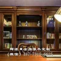 长沙原木整体家具购买攻略、原木酒柜、推拉门定制图片介绍