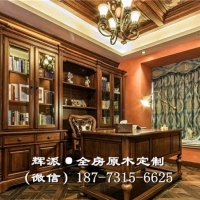 长沙市纯实木家具薄利多销、实木墙板、隔断柜订做网络销售