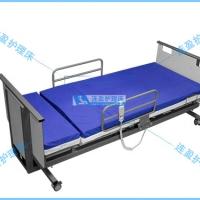 连盈电动家用护理床采用冷轧钢材制 安全无噪音