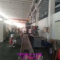 PET破旧衣服回收造粒机_涤纶回收生产线厂家