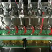 食用油灌装机生产厂家  重庆义本包装设备