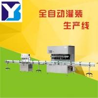 全自动油类灌装线 重庆市义本包装设备