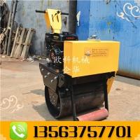 柴油振动碾子 小型单钢轮压路机