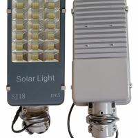 新品太阳能路灯-15W