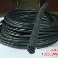 煤矿用聚乙烯束管供应价格,PE-ZKW8*3束管参数