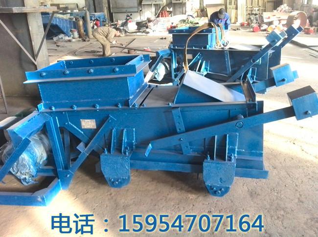 GLW1000/30/S往复式给煤机