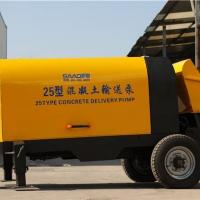 中型二次结构柱输送泵现货供应