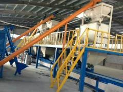 玻鎂裝飾板攪拌機設備廠家A裝飾板切割鋸價格-- 廣州市騰豐機械設備有限公司