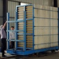 防火轻质隔墙板模具车设备邢台厂家火热销售中