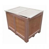 熏蒸木包装箱越重质量越好吗