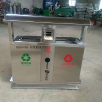 成都不锈钢垃圾桶 现货垃圾箱 垃圾桶厂家全国发货