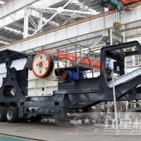 河南建筑垃圾处理设备助力天津建筑垃圾再利用JYX78