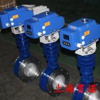 KVGD9012-2.5P ZKJW、ZDRW电动高温蝶阀