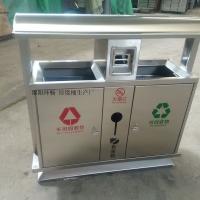 现货不锈钢垃圾桶供应 德阳垃圾桶 可送货上门