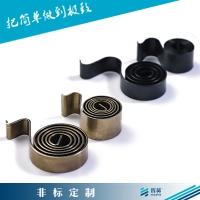 六缸弹簧厂家 涡卷弹簧生产