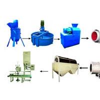 售后服务好的复合肥设备性能参数及原理