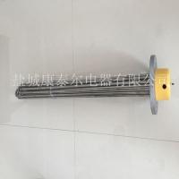 浸入式不锈钢法兰加热管 8KW开水器水箱法兰加热管
