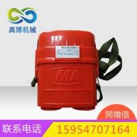 zyx45压缩氧自救器隔绝式压缩氧气自救器啥价格