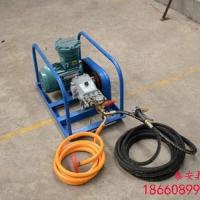 阻化剂灭火液压泵,BH-40/2.5型煤矿用防灭火液压泵