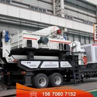 哪个厂家生产的大型移动一体式制砂机便宜?要多少钱