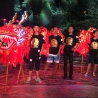 北京舞龙舞狮团队北京专业舞狮表演鸿腾海洲舞狮团演出